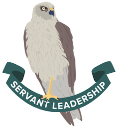 Kāhu icon for Boost's core value of Servant leadership.