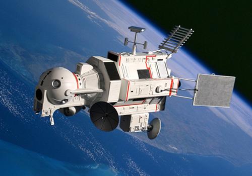 Space Intruder Detector (SID)