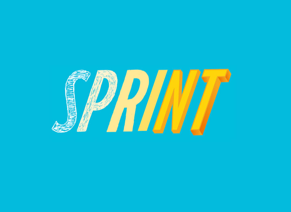 Sprint logo from the cover of Google sprint book.