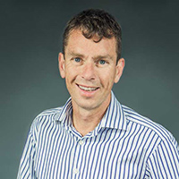 Peter Stevens, GS1 NZ CEO and product own for the GS1 Hunt mobile apps work.